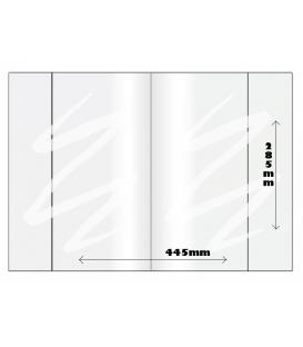 Obal na anglický jazyk a pracovné zošity Project 445x285mm 100µ