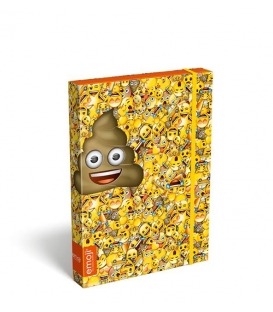 BOX A5 S GUMOU EMOJI POOP