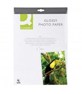 Fotopapier A4 Q-Connect vysoký lesk, 180g, 20 hárkov