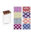 Papier baliaci ozdobný glitrový luxusný 150x70, 2ks