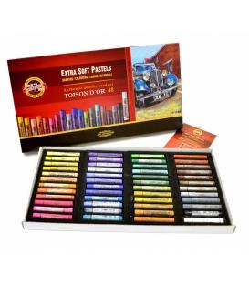 Krieda extra prašná 48-farebná 8552/48