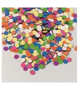 Konfety papierové mix farieb 100g