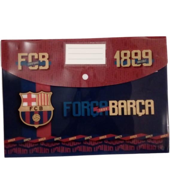 Obal A4 na spisy s cvokom PP FC Barcelona