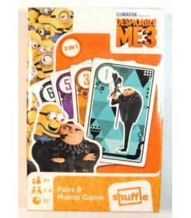 Hracie karty Čierny Peter - Zloduch Ja