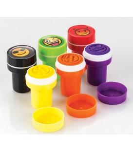 Pečiatky detské plastové samonamáčacie 25mm