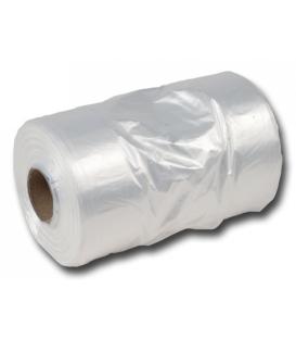 Desiatové vrecká HDPE 25x35 cm transparentné 500 ks rolka