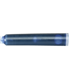 Atramentová náplň beyou modré 6 kusov v balení