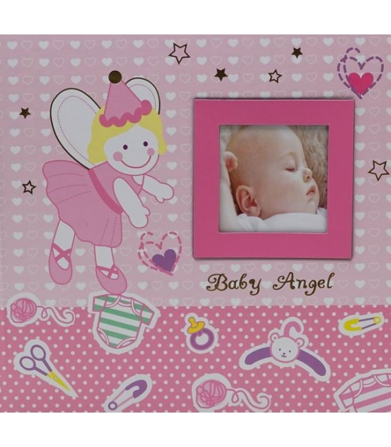 Fotoalbum baby 10x15cm, 200ks