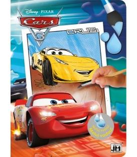 Maľovanka vodová A4 CARS 3