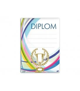 Diplom A4 detský papierový