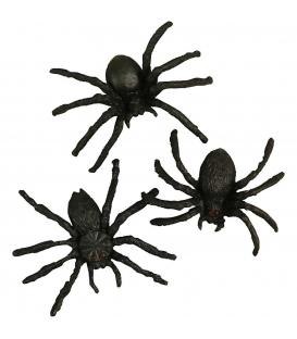 Pavúky 4cm 10ks