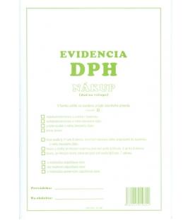 Evidencia DPH - nákup A4, 40 strán
