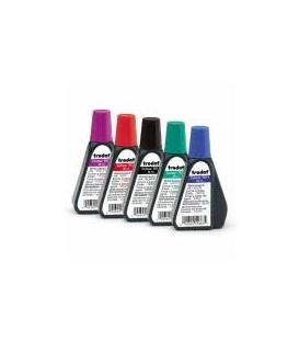 Pečiatková farba pigmentová Coloris 28ml - zelená