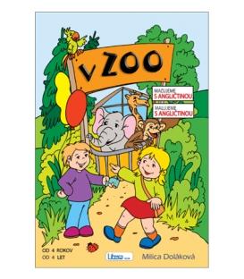 Maľovanka A4 V zoo