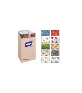 Papier baliaci ozdobný luxusný 100x70  2ks