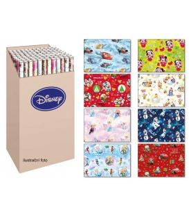 Baliaci papier detský Vianočný Disney 100x70cm - 2ks