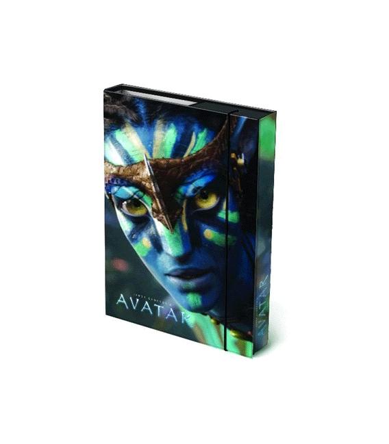 Box A4 Avatar s gumou