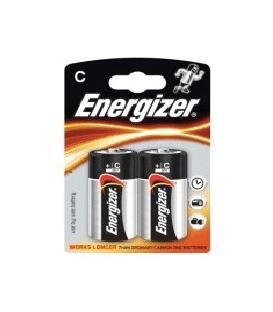Batéria malý monočlánok C LR14 1,5V alkalická Energizer  2 ks