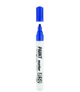 Značkovač ICO B50 lakový modrý