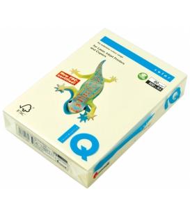 Kopír. papier A3 IQ pastel. BE66 VANILKOVÁ 80g, 500 hárkov