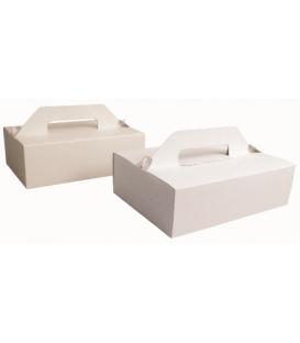 Krabica na zákusky 27 x 20 x 8,5 cm, 300g