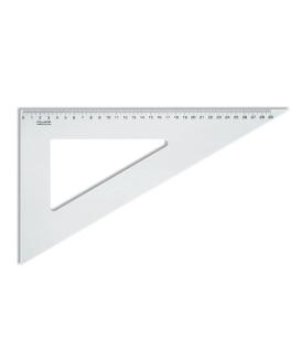 Trojuholník 60/320 transparentný, 745 858