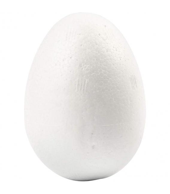 Veľkonočné vajíčko polystyrénové 6cm 1ks