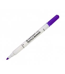 Značkovač 2739 fialový TEXTILE