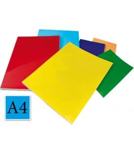 Ofsetový kartón A4/125 g, svetlo modrý 20 ks