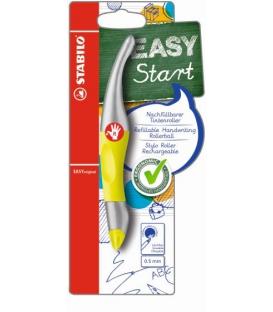 Pero Easy Original Start pre pravákov - žlté metalické v BL