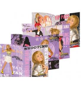 Obal na zošit A4 Hannah Montana