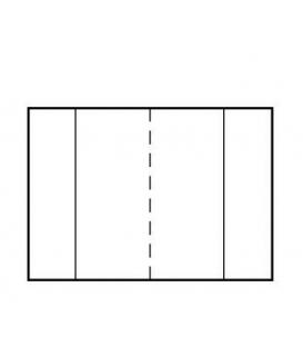 Obal A5 - aromatické farebné 10ks