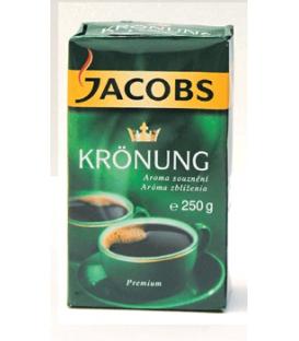 Káva Jacobs Kronung 250 g, mletá, vákuové balenie