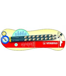 Ceruzky B39888-10 HB STABILO EASYgraph pre ľavákov, 2 ks