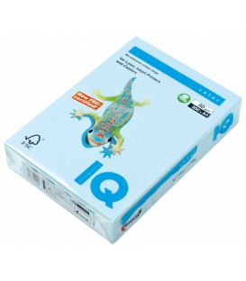 Kopír. papier A3 IQ pastel. BL29 MODRÁ 80g, 500 hárkov
