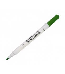 Značkovač 2739 zelený TEXTILE