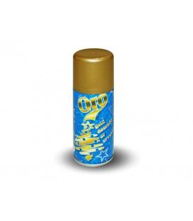 Vianočný sprej zlatý metalický 150ml