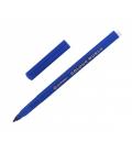 Popisovače COLOUR WORD vyprateľné ergo 7550 modrý 1,0 mm
