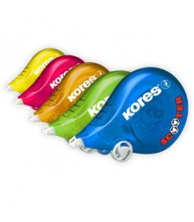 Korekčný roller 4,2 mm x 5 m mix farieb