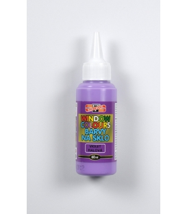 Farba 9742/06 na sklo 60 ml, fialová