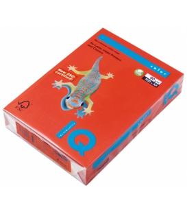 Kopír. papier A3 IQ intenziv. ZR09 TEHLOVOČERVENÁ  80g, 500 hárkov