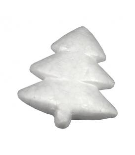 Vianočný stromček polystyrénový 90 x 60 mm