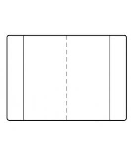 Obaly na zošit A4 430x305mm zrnité 90 µm 10ks