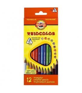 Farbičky 3132/12 Triocolor