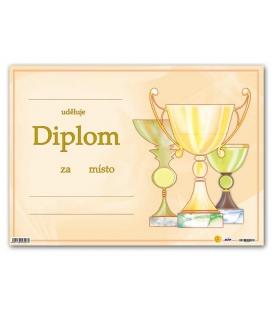 Diplom A4 papierový