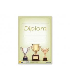 Diplom A5 papierový