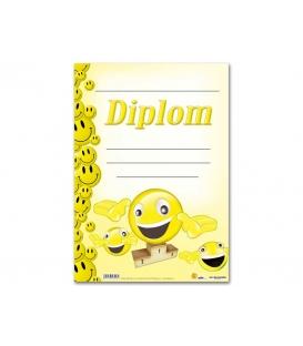 Diplom A4 papierový - detský III