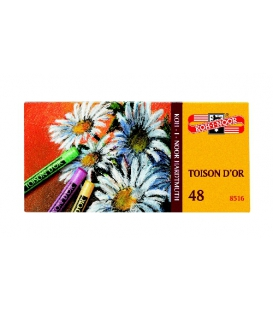 Krieda 8516/48 TOISON D´OR SOFT umelecká