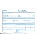 Výdavkový pokladničný doklad daňový NCR