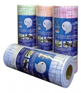 Utierky z netkanej textílie PERLAN, 230mm/50 útržkov